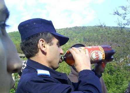 Aventuri pe 4 roti, ep. 4 - Jandarmul si fazanul de la anti-drog