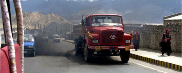 Avertisment OMS: Gazele de esapament produse de masinile diesel sunt cancerigene