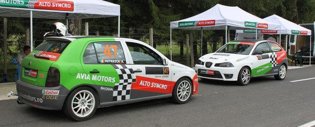 Avia Motors/Alto Syncro a lansat programul Motorsport 2012