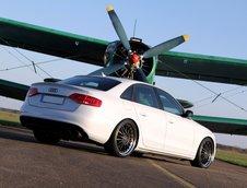 AVUS Power: 430 CP pentru noul Audi S4!