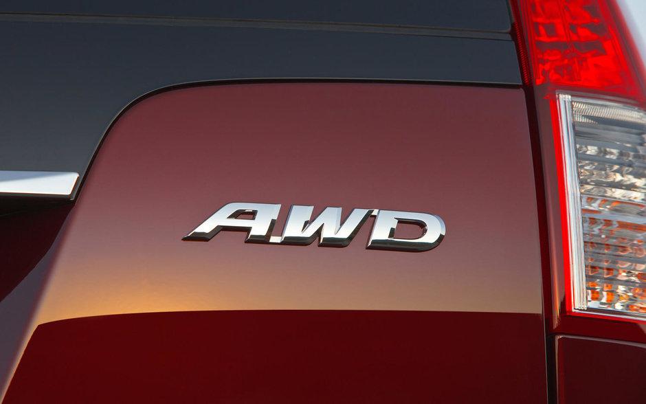 AWD 4X4 4WD