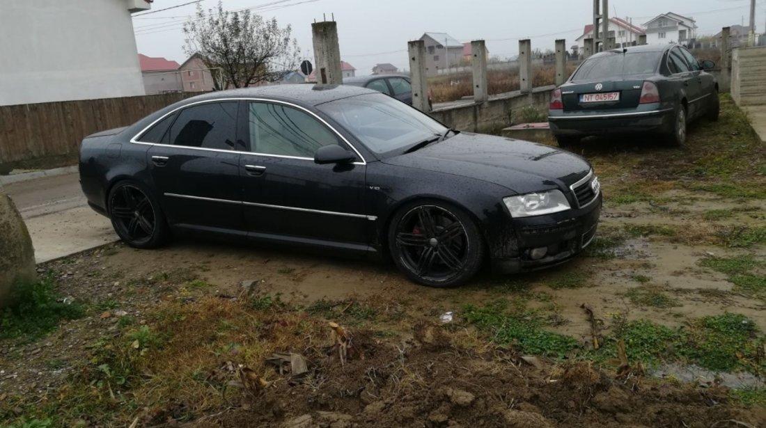Ax came Audi A8 2005 berlina 4.0tdi