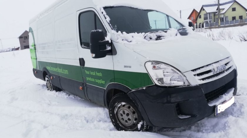 Ax came Iveco Daily IV 2009 VAN 2.3HPI 16V 35s12