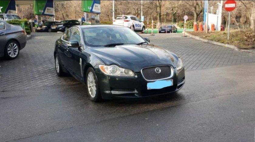 Ax came Jaguar XF 2008 berlina 2.7tdv6