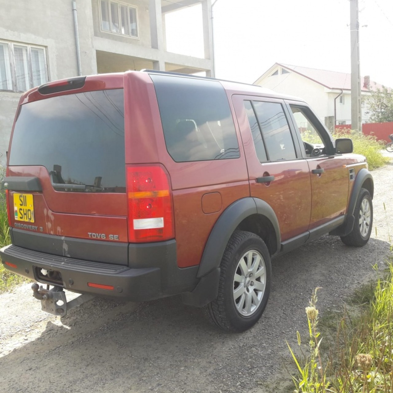 Ax came Land Rover Discovery 2006 SUV 2.7tdv6 d76dt 190hp automata