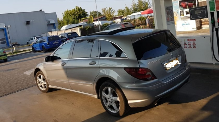 Ax came Mercedes R-CLASS W251 2009 SUV facelift long 3.0cdi