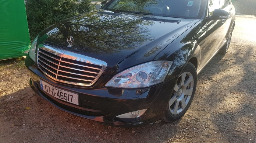 Ax came Mercedes S-CLASS W221 2008 Berlina 3.0 V6