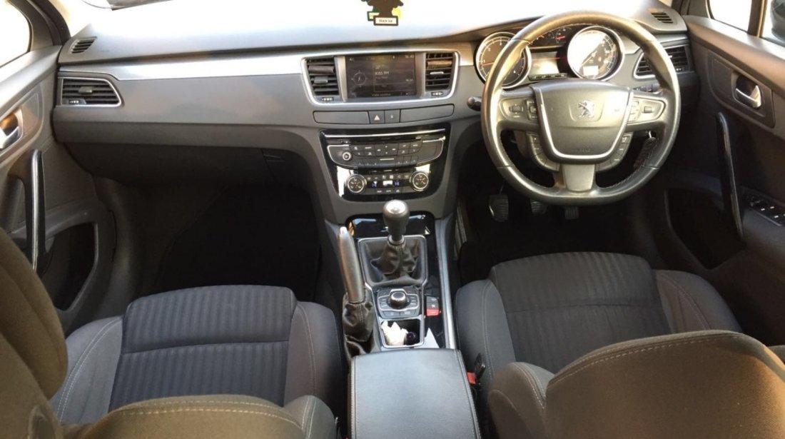 Ax came Peugeot 508 2012 berlina limuzina sedan rhf 2.0hdi