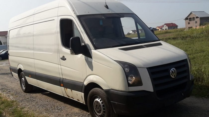 Ax came VW Crafter 2008 van 2.5 TDI