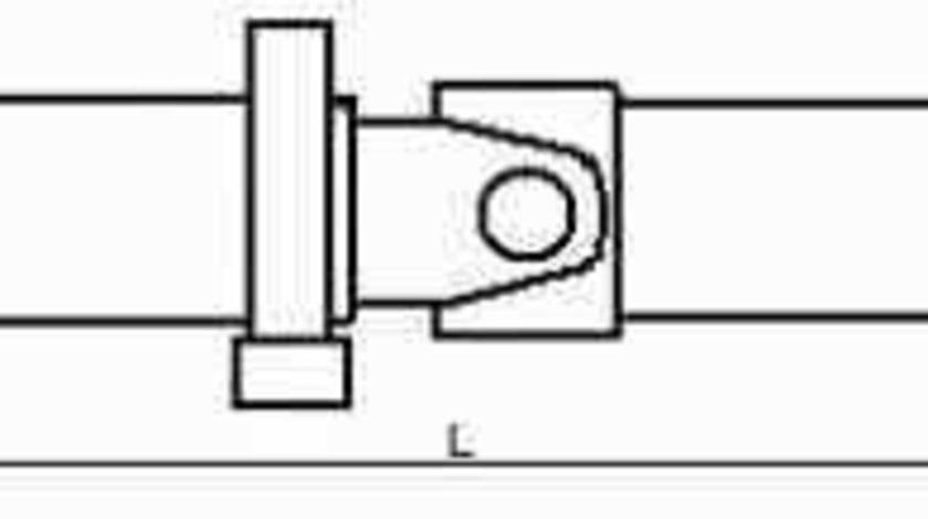Ax cardanic antrenarea arborelui AUDI A8 4D2 4D8 Producator TED-GUM 00055275