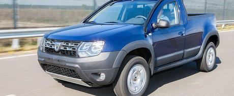 Azi, oricine isi poate cumpara o Dacia Duster Pick-up. Dar la ce pret?
