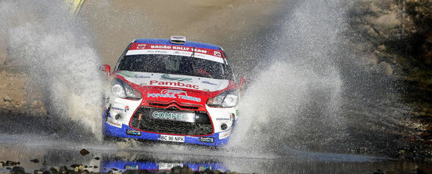 Bacau Rally Team a luptat pana in ultimul moment