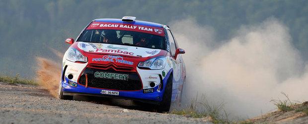 Bacau Rally Team este gata pentru Raliul Sibiului!