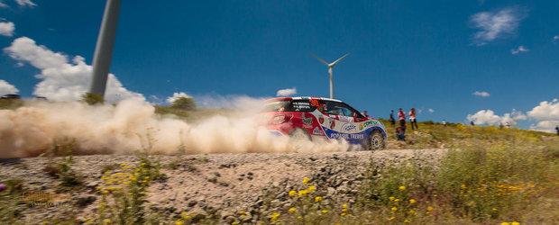 Bacau Rally Team obtine locul 2 la echipe in cadrul Raliului Deltei