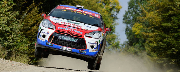 Bacau Rally Team pariaza totul pe cartea atacului