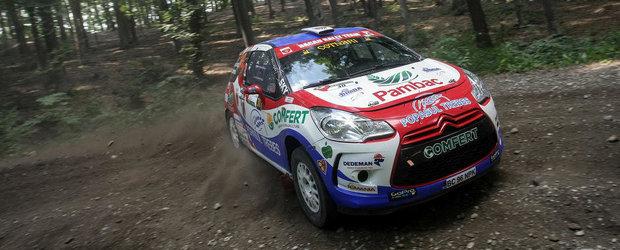 Bacau Rally Team pregateste atacul pentru Raliul Iasului