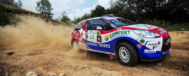 Bacau Rally Team spera la un nou podium la Arad