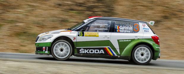 Bacau Rally Team spera sa obtina cat mai multe puncte la Timis Rally 2013