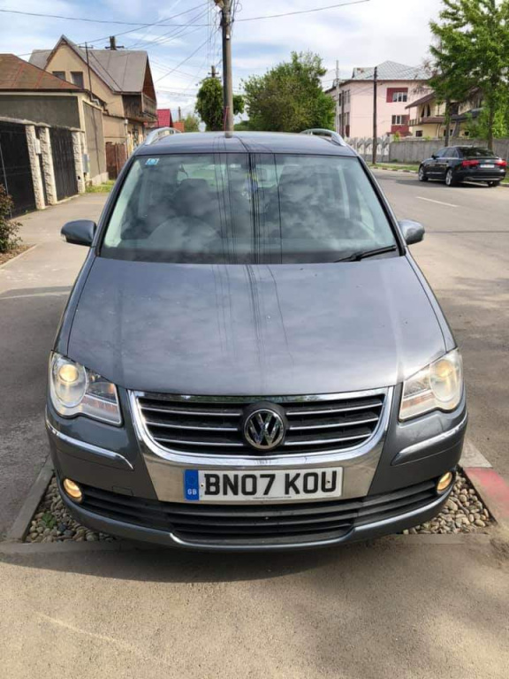 Baie ulei Volkswagen Touran 2007 Monovolum 2.0BKD