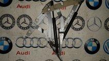 Balamale capota spate Audi A4 B7 - Complete