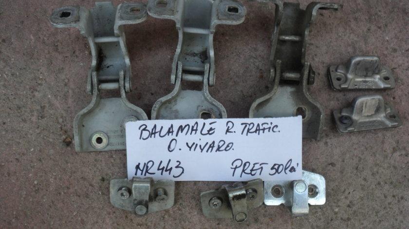 BALAMALE RENAULT TRAFIC OPEL