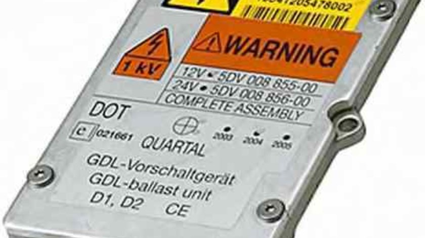 Balast Xenon OPEL ASTRA G hatchback F48 F08 HELLA 5DV 008 290-004