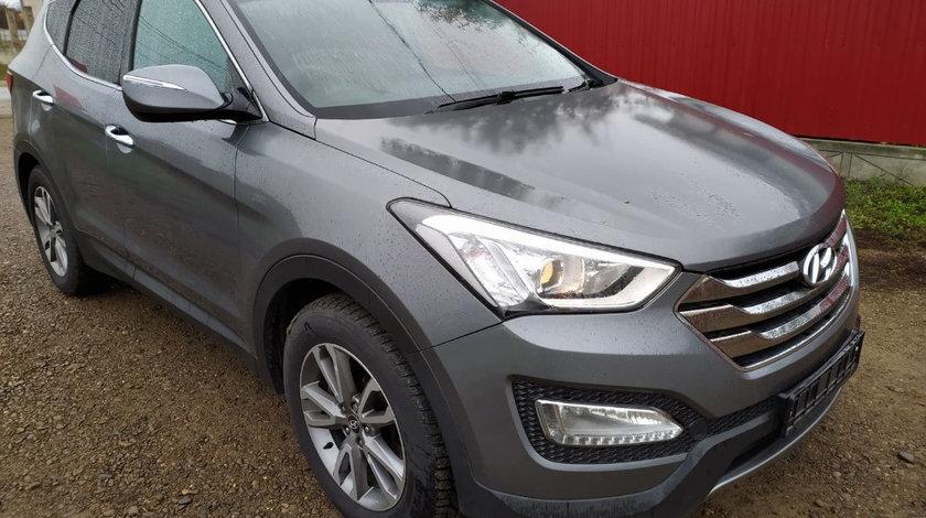 Bancheta spate Hyundai Santa Fe 2014 2014 4x4 2.2crdi