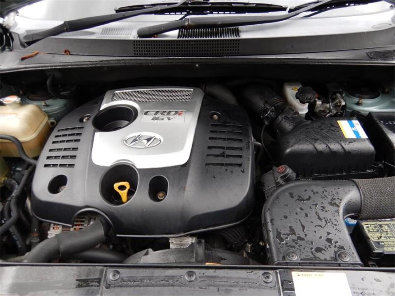 Bancheta spate Hyundai Tucson 2006 SUV 2.0 CRTD