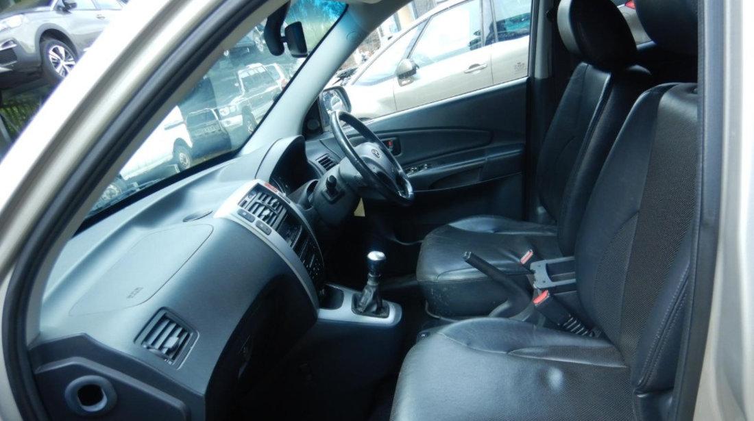 Bancheta spate Hyundai Tucson 2007 Suv 2.0 CRTD Motorina