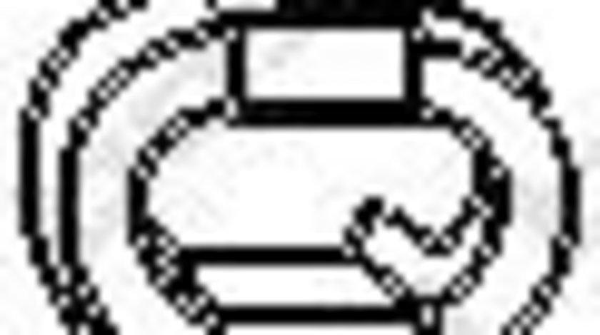 Banda cauciuc, sistem de esapament NISSAN PICK UP II (D21) (1985 - 1998) BOSAL 255-511 produs NOU