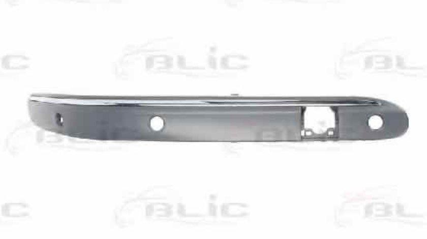 Banda de protectie bara de protectie MERCEDES-BENZ C-CLASS W203 Producator BLIC 6502-07-3515924P
