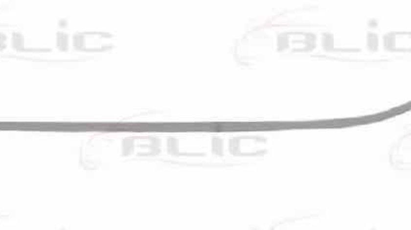 Banda de protectie bara de protectie MERCEDES-BENZ C-CLASS W203 Producator BLIC 5703-05-3515927P