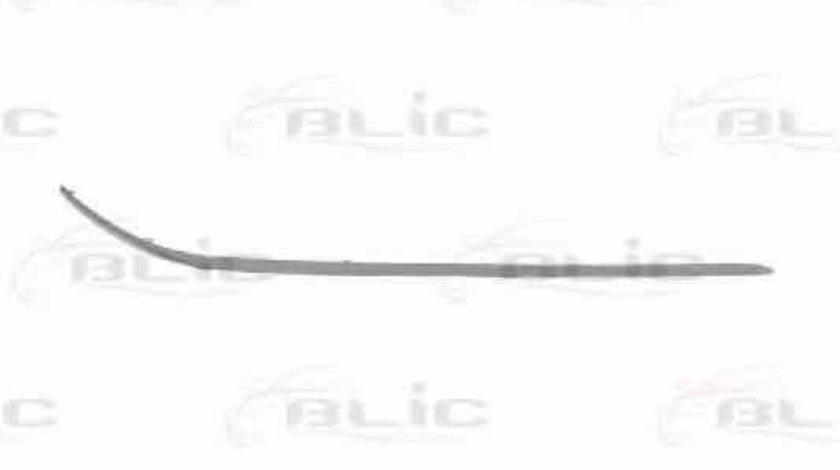 Banda de protectie bara de protectie MERCEDES-BENZ C-CLASS W203 Producator BLIC 5703-05-3515928P