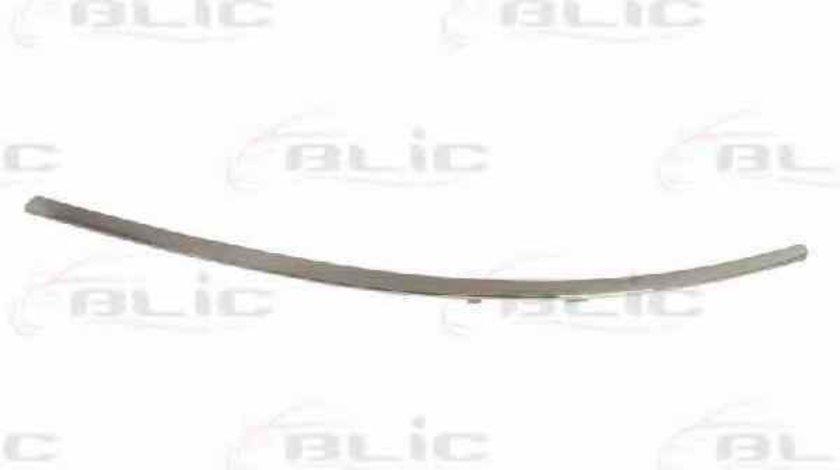 Banda de protectie bara de protectie MERCEDES-BENZ A-CLASS W169 BLIC 5703-05-3506972P