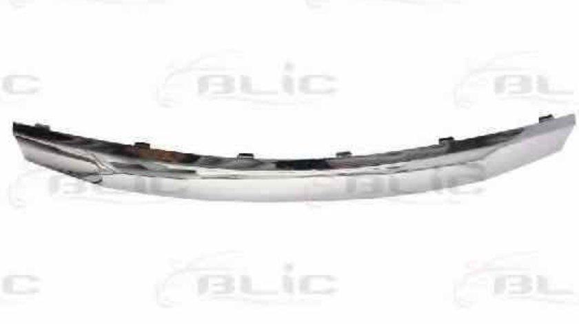 Banda de protectie grila radiator DACIA SANDERO Producator BLIC 6502-07-1302991P