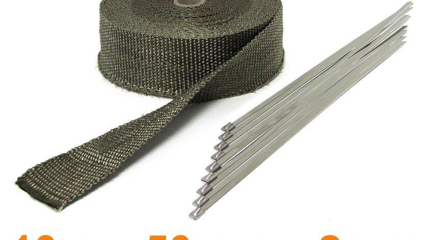 Banda termoizolata TITAN 10M 50MMx2MM pana 900°C