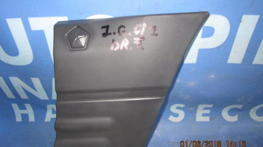Bandou aripa Jeep Grand Cherokee;55295527 // 55295526.