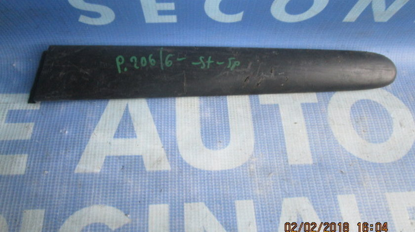 Bandou aripa Peugeot 206; 9625100277 // 9625100177