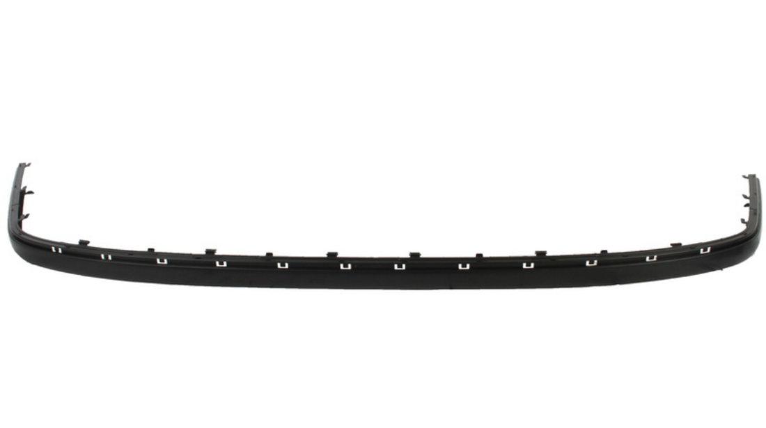 Bandou bara spate cu locas ornament, negru VW PASSAT limuzina intre 2000-2005