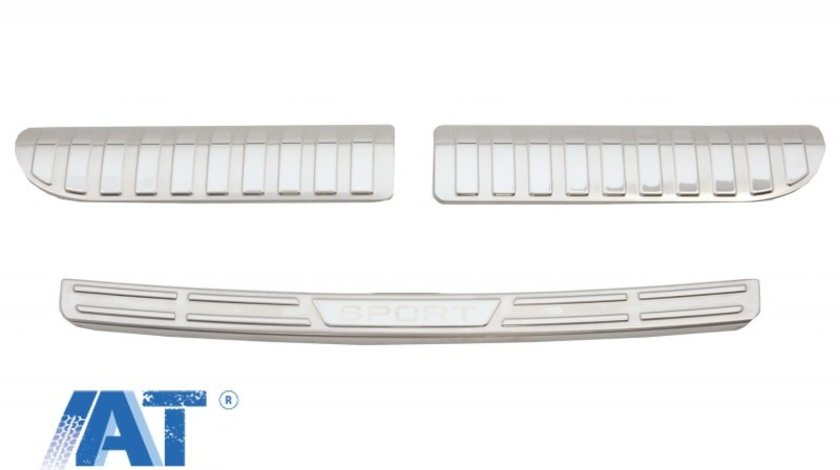 Bandou Ornament Protectie Portbagaj Aluminiu compatibil cu Range ROVER Sport (L494) (2014-up)