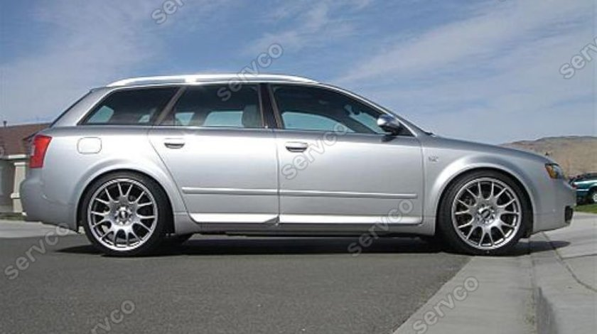 Bandouri usi portiere Audi A4 B6 B7 8E 8H S4 RS4 S line Sline S-line