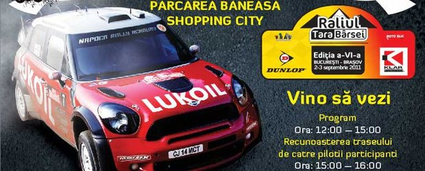 Baneasa Rally Show - vino si tu la cel mai tare eveniment auto din week-end!