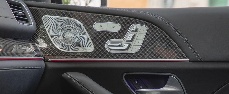 Banii pentru al doilea Mercedes, el i-a dat pe tuning. Acum conduce un AMG cu 1.150 Nm sub capota