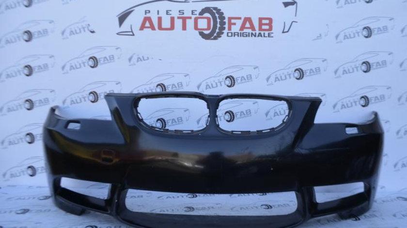 Bară față Bmw Seria 5 E60 - E61 model CSR Tuning an 2003-2009 cu găuri pentru spălătoare faruri