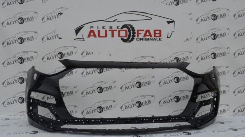 Bară față Hyundai I30 Coupe an 2015-2017 cu găuri pentru spălătoare faruri