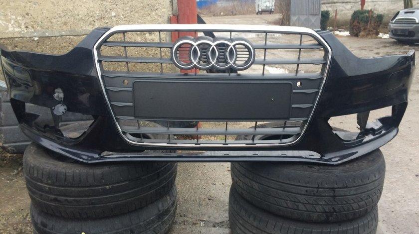 Bara Audi A4 2013 si Faruri Bi Xenon Led