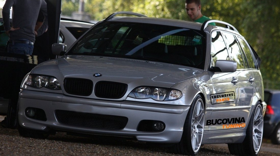 BARA BMW E46 M TECH - 450 LEI