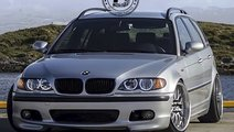 BARA BMW E46 M TECH - COMPLETA CU PROIECTOARE