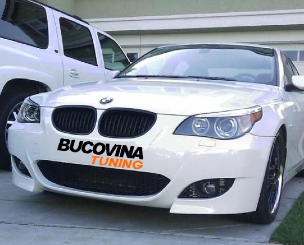 BARA BMW M5 E60 (2004-2007) - oferta cu proiectoare incluse!