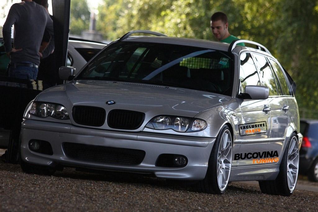 BARA BMW SERIA 3 E46 M TECH - 599 LEI CU PROIECTOARE INCLUSE